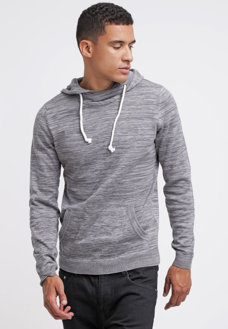 YOURTURN - Bluza z kapturem - grey
