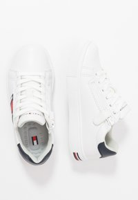 Tommy Hilfiger - Zapatillas - white/blue - 0