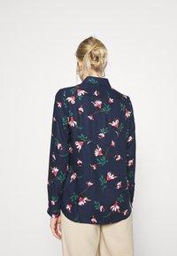 Seidensticker - LANGARM - Button-down blouse - navy - 2