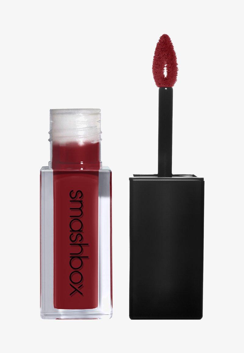 Smashbox - ALWAYS ON LIQUID LIPSTICK - Rouge à lèvres liquide - role model - warm berry