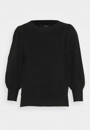 VMELLA - Pullover - black