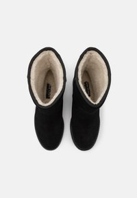 Shoe The Bear - FARA LOW - Wedge Ankle Boots - black - 5