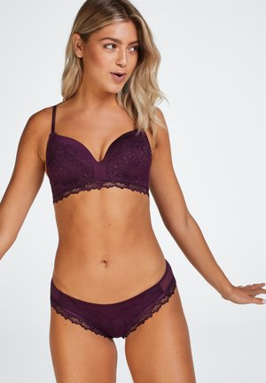 YVONNE - Briefs - purple