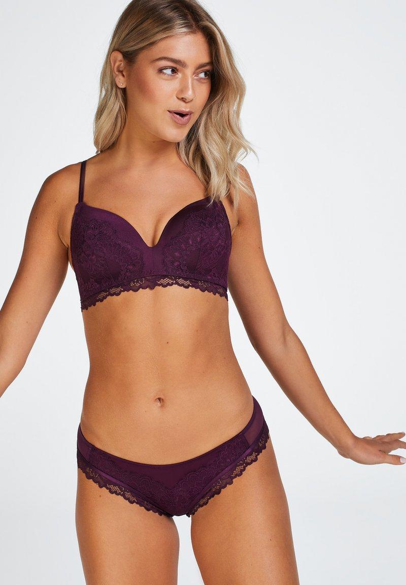 Hunkemöller - YVONNE - Briefs - purple