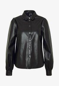 Vero Moda - VMSERENA SHIRT - Camisa - black - 6