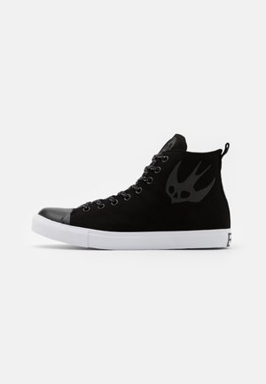 ORBYT MID UNISEX - Sneakers high - black