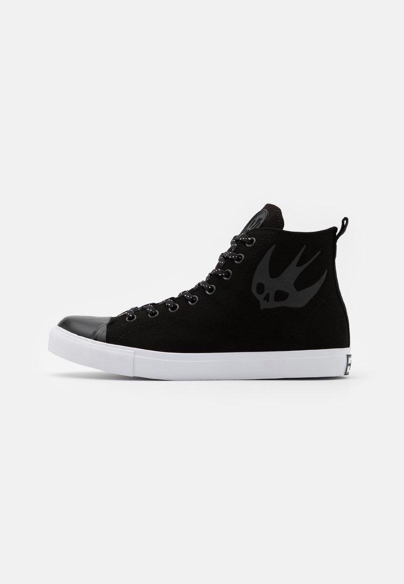 McQ Alexander McQueen - ORBYT MID UNISEX - Baskets montantes - black