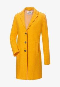 Milestone - ABRA - Classic coat - sonnengelb - 0