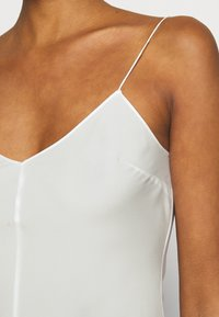 DESIGNERS REMIX - VALERIE SLIP - Day dress - cream - 4