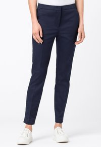 HALLHUBER - CHARLOTTE  - Trousers - dark blue - 0