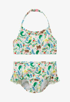 Bikini - naturweiß meerjungfrauen-garten
