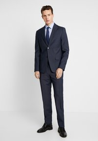 Calvin Klein Tailored - BISTRETCH DOT - Suit - blue - 1