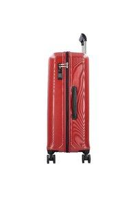 Hardware - Wheeled suitcase - red - 2
