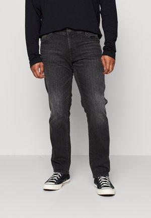 JJIGLENN JJORIGINAL - Straight leg jeans - black denim