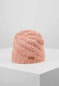 Barts - JADE BEANIE  - Mössa - dusty pink - 0