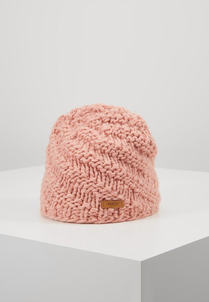 Barts - JADE BEANIE  - Mössa - dusty pink