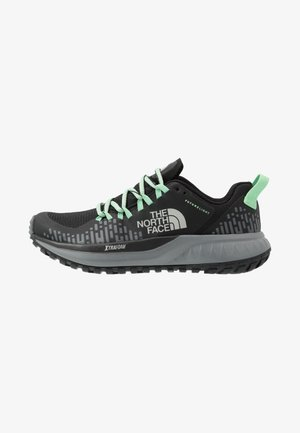 W ULTRA ENDURANCE XF FUTURELIGHT - Løbesko trail - black/zinc grey
