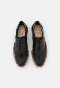 Marks & Spencer London - Lace-ups - black - 5