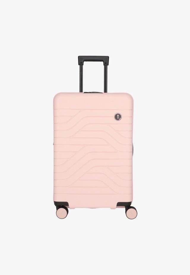 Valise à roulettes - perle