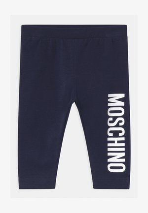 Leggings - Trousers - blue navy