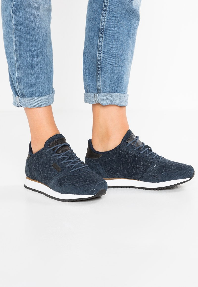 Woden - YDUN PEARL - Trainers - navy