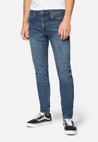 Mavi - JAMES - Jeans Skinny Fit - smoky blue ultra move - 0