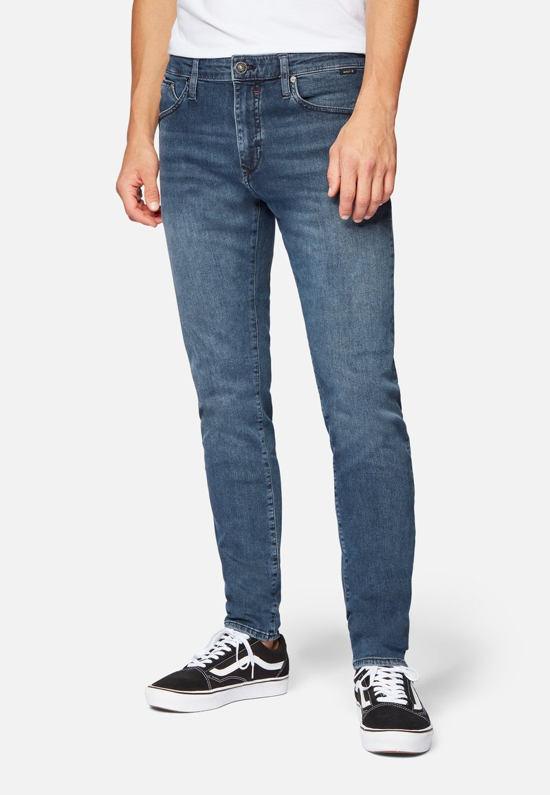 Mavi - JAMES - Jeans Skinny Fit - smoky blue ultra move