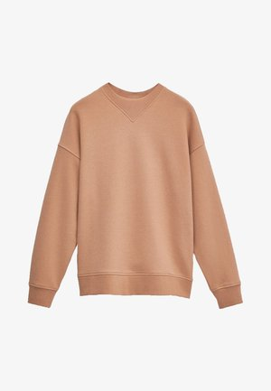 Sweatshirt - brown