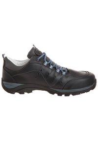 Travelin - AARHUS LOW - Hiking shoes - black - 6