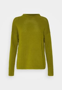 TOM TAILOR - OTTOMAN - Jumper - wood green - 0
