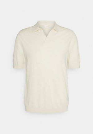 SHORT SLEEVE - Polo shirt - off white