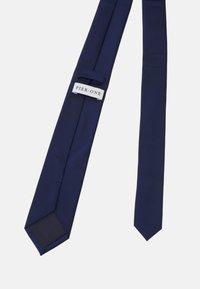 Pier One - SET - Kravata - dark blue/bordeaux - 4