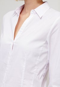 More & More - BLOUSE BILLA - Overhemdblouse - white - 4