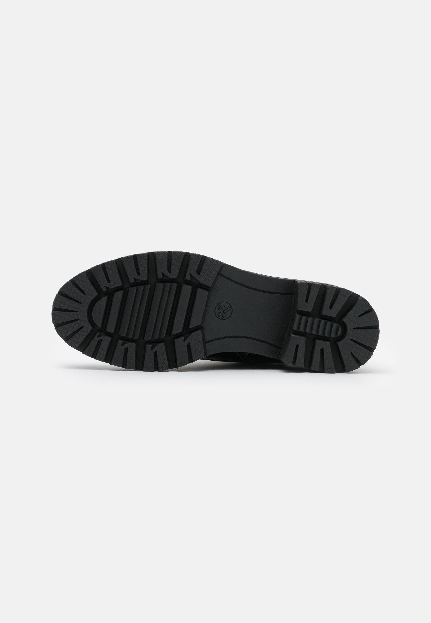 Jana Ankle Boot black/schwarz