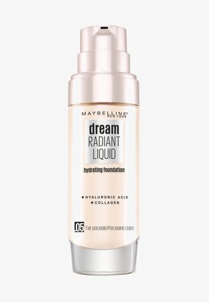 DREAM RADIANT LIQUID MAKE-UP - Foundation - 5 fair porcelain