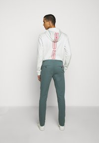 HUGO - GLEN - Chino kalhoty - dark grey - 2