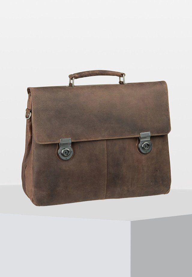 ANTIC - Suit bag - taupe