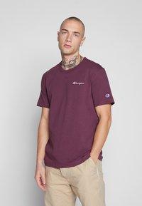Champion Reverse Weave - CREWNECK  - T-shirt con stampa - wre - 0