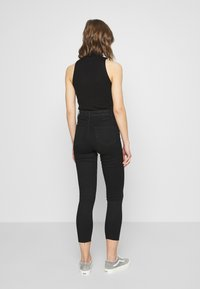 New Look - LIFT AND SHAPE  - Jeans Skinny Fit - black - 2