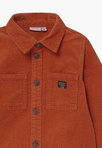 Name it - NMMBATAMI  - Overhemd - burnt brick - 2