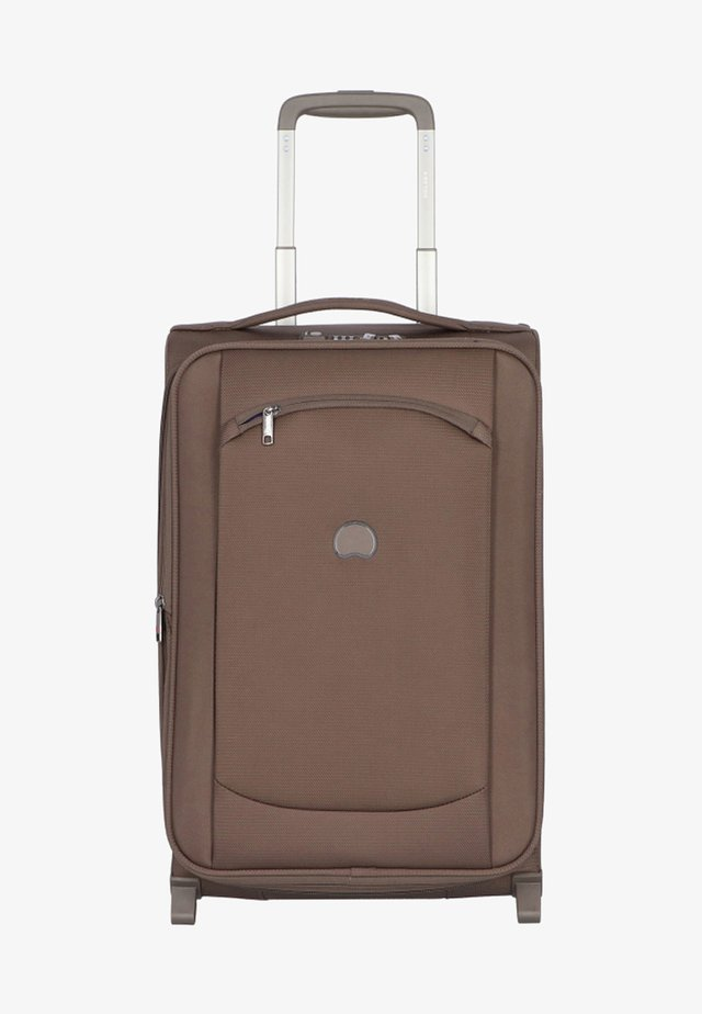 MONTMARTRE AIR ROLLEN - Wheeled suitcase - brown