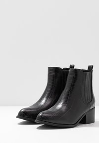 Glamorous Wide Fit - Ankelboots - black - 4