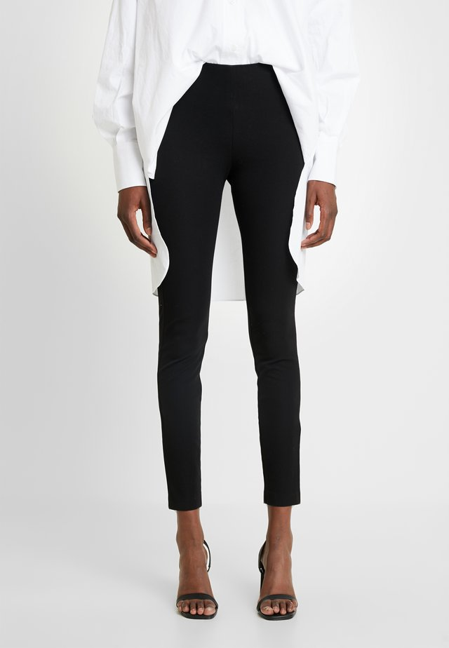 HEPWORTH - Kalhoty - true black