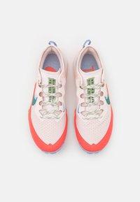 Nike Performance - AIR ZOOM TERRA KIGER 7 - Zapatillas de trail running - light soft pink/bicoastal/magic ember/aluminum/phantom/oil green - 3