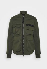 G-Star - MULTIPOCKET - Summer jacket - asfalt - 4