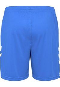 Hummel - Sports shorts - diva blue - 4