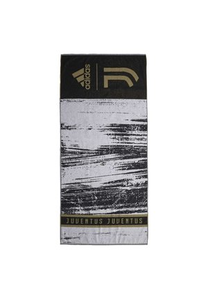 JUVENTUS TURIN COTTON TOWEL - Håndkle - black