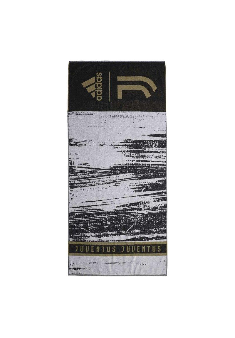 adidas Performance - JUVENTUS TURIN COTTON TOWEL - Håndkle - black