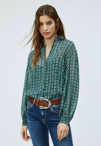 ANTONELLA - Button-down blouse - multi