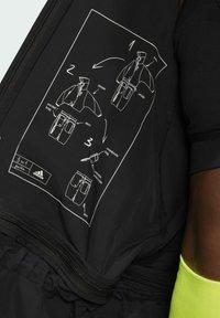 adidas Performance - Three-in-One PARKA SPORTS LOOSE JACKET - Parka - black - 3